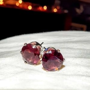 Jewelry - Big amethyst solitaires